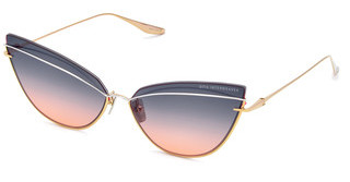 DITA DTS-527 02 Dark Grey to Peach - ARRose Gold - Silver