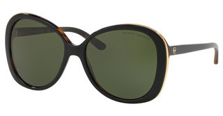 Ralph Lauren RL8166 526071 BOTTLE GREENTOP BLACK/HAVANA JERRY