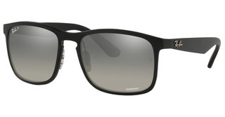 Ray-Ban RB4264 601S5J POLAR GREY MIRROR GREY GRADMATTE BLACK
